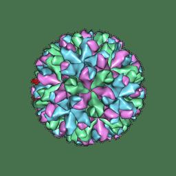 Molmil generated image of 6iuk