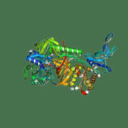 Molmil generated image of 6ji2