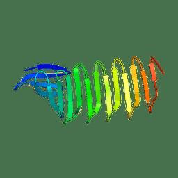 Molmil generated image of 6kk9