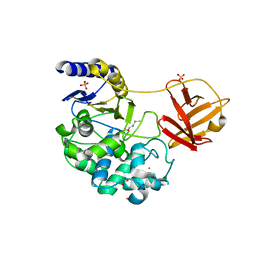 Molmil generated image of 6ksv