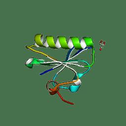 Molmil generated image of 6lje
