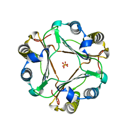 Molmil generated image of 6lr3