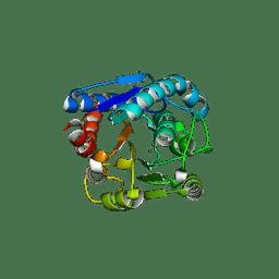 Molmil generated image of 6lug