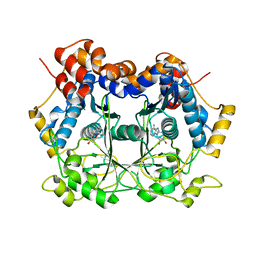 Molmil generated image of 6mjf
