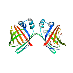 Molmil generated image of 6mlb