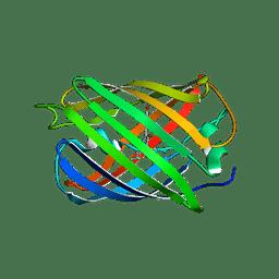 Molmil generated image of 6myb