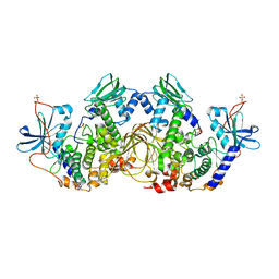 Molmil generated image of 6no7