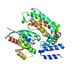 Molmil generated image of 6ob3