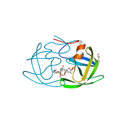Molmil generated image of 6ogq