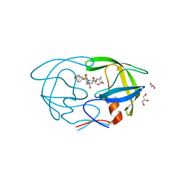 Molmil generated image of 6ogt