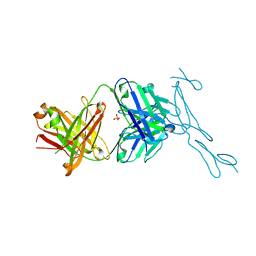 Molmil generated image of 6pe8