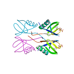 Molmil generated image of 6pfl