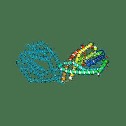 Molmil generated image of 6qva