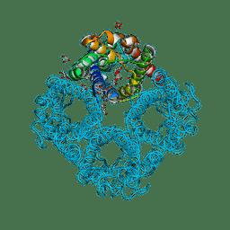 Molmil generated image of 6qzi