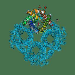 Molmil generated image of 6qzj