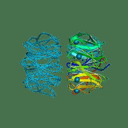 Molmil generated image of 6rgj