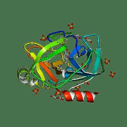 Molmil generated image of 6sju