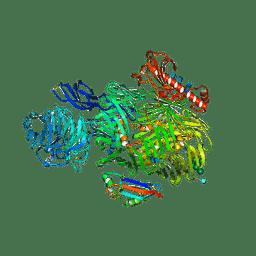 Molmil generated image of 6ske