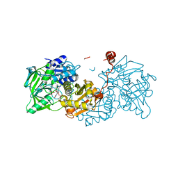 Molmil generated image of 6tih