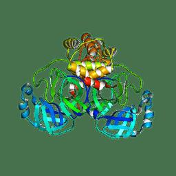 Molmil generated image of 6xoa