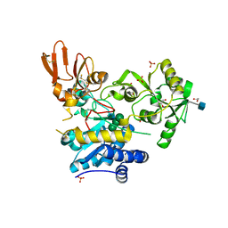 Molmil generated image of 6yjs