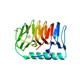 Molmil generated image of 7bwx
