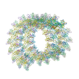 Molmil generated image of 7c2t