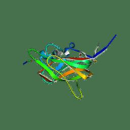 Molmil generated image of 7jjc