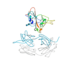 Molmil generated image of 7jmw
