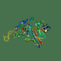 Molmil generated image of 7jva