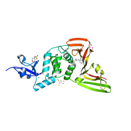 Molmil generated image of 7kok