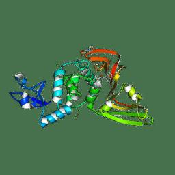 Molmil generated image of 7kol