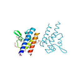 Molmil generated image of 7kpo
