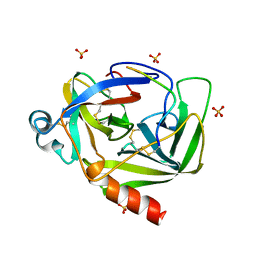 Molmil generated image of 8gch
